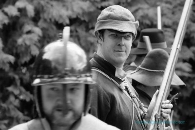 History repeats itself as Civil War returns to Exeter