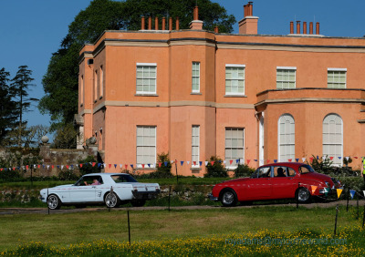Classic Cars at Killerton